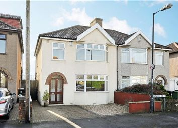 Thumbnail 3 bed semi-detached house for sale in Bower Road, Ashton, Bristol