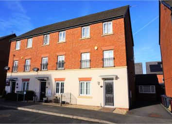 Thumbnail 4 bed end terrace house for sale in Bluebell Close, Liverpool