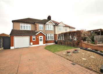 Thumbnail 4 bed semi-detached house for sale in Halt Drive, Linford