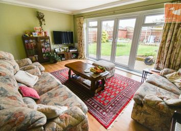 Thumbnail 4 bed detached house for sale in Coniston Road, Gunthorpe, Peterborough