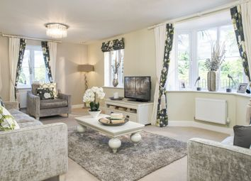 "Thumbnail 4 bedroom detached house for sale in ""Cornell"" at St. Brides Road, Wick, Cowbridge"