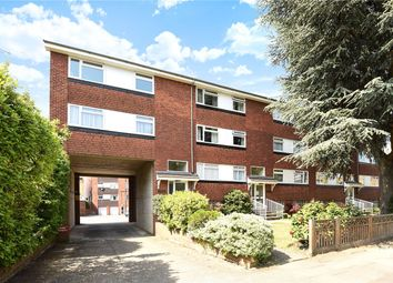 Thumbnail 2 bed flat for sale in Woodleigh, 2 Parklands, Surbiton