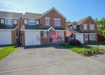 Thumbnail 4 bed detached house for sale in Leebrook Drive, Owlthorpe, Sheffield