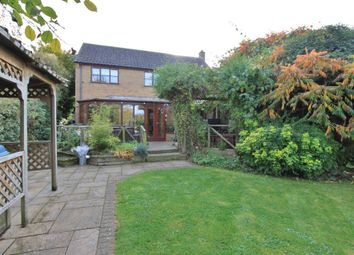 Thumbnail 5 bedroom detached house for sale in Bedford Close, Needingworth, St. Ives, Huntingdon