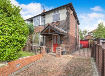 Thumbnail 3 bed semi-detached house for sale in Laburnum Avenue, Hyde