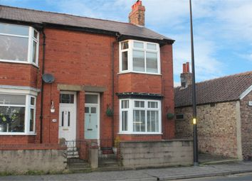 Thumbnail 3 bed end terrace house for sale in Commercial Street, Norton, Malton, North Yorkshire