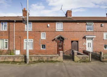 Thumbnail 2 bed terraced house for sale in Woodlands Terrace, Edlington, Doncaster