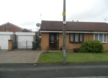 Thumbnail 2 bed bungalow to rent in Middlebrook Drive, Lostock, Bolton