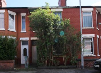 Thumbnail 2 bedroom terraced house for sale in Redruth Street, Rusholme, Manchester
