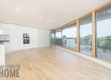 Thumbnail 3 bed flat for sale in Regents Park View, Camden, London