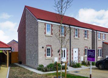 2 bed semi-detached house for sale in Aesop Drive, Keynsham BS31