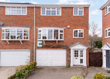 Thumbnail 4 bed end terrace house to rent in Baronsmead, Henley-On-Thames, Oxfordshire