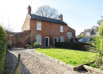 Thumbnail 2 bed property for sale in Chapel Street, Hingham, Norwich