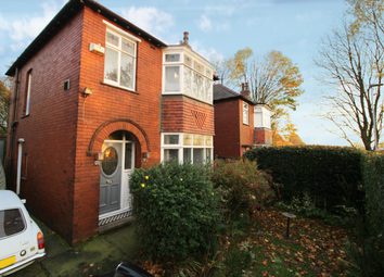 3 bed detached house for sale in Stanley Avenue North, Prestwich, Greater Manchester M25