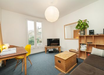 Thumbnail 1 bed flat to rent in Grazebrook Road, Stoke Newington, London