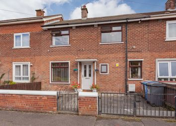Thumbnail 3 bedroom terraced house for sale in Mount Vernon Drive, Belfast