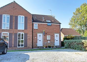 Thumbnail 1 bed flat for sale in The Willows, Hessle