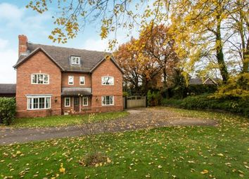 Thumbnail 5 bed detached house for sale in Emerald Drive, Sandbach, Cheshire