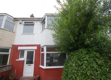 Thumbnail 3 bed terraced house for sale in Henson Avenue, Blackpool