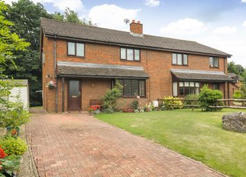 Thumbnail 3 bed semi-detached house for sale in Bronant, Bronllys Road, Talgarth, Brecon