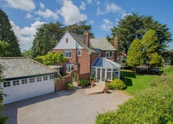 Thumbnail 4 bed detached house for sale in Marldon Road, Torquay