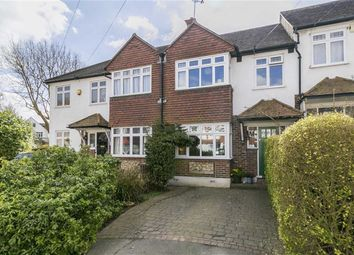 Thumbnail 3 bed terraced house for sale in Yew Tree Gardens, Epsom, Surrey