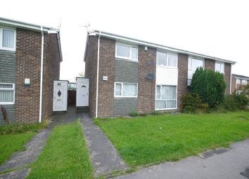 Thumbnail 2 bed flat to rent in Bannockburn, Killingworth, Newcastle Upon Tyne
