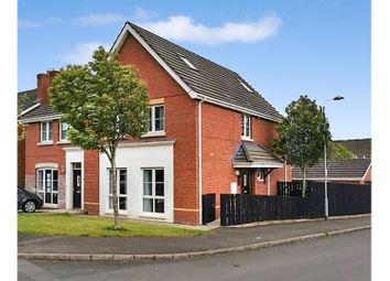 Thumbnail 5 bed town house for sale in Glenwood Court, Lisburn