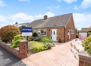 Thumbnail 3 bed semi-detached bungalow for sale in Willow Rise, Tadcaster, North Yorkshire