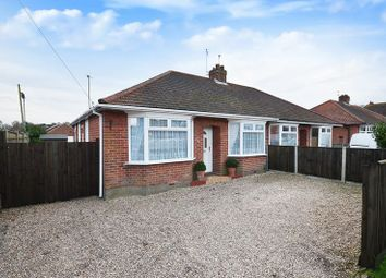 Thumbnail 3 bed semi-detached bungalow for sale in St. Williams Way, Thorpe St. Andrew, Norwich