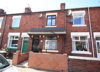 Thumbnail 2 bed town house for sale in Stonebank Road, Kidsgrove, Stoke-On-Trent