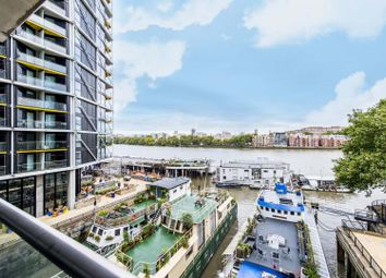Thumbnail 2 bed flat to rent in 2 Riverlight Quay, Nine Elms, London