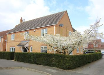 Thumbnail 5 bed detached house for sale in Larch Close, Ruskington, Sleaford