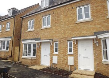Thumbnail 4 bed semi-detached house to rent in Roman Road, Little Stanion, Corby, Northamptonshire