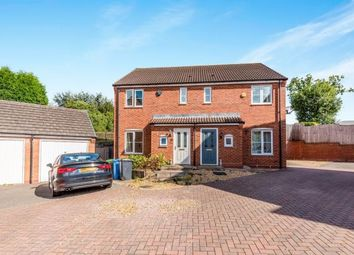 Thumbnail 3 bed semi-detached house for sale in Forge Close, Churchbridge, Cannock, Staffordshire