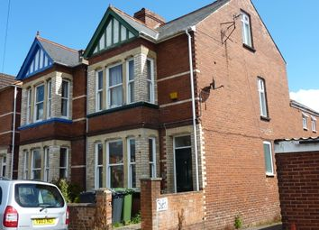 Thumbnail 1 bed flat to rent in Thurlow Road, Exeter