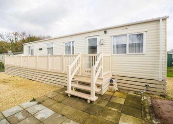 Thumbnail 2 bedroom mobile/park home for sale in Hook Park Estate, Hook Park Road, Warsash, Southampton