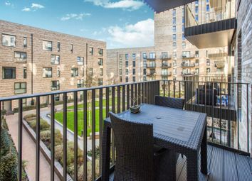 Thumbnail 1 bed flat for sale in 2 Bramwell Way, London