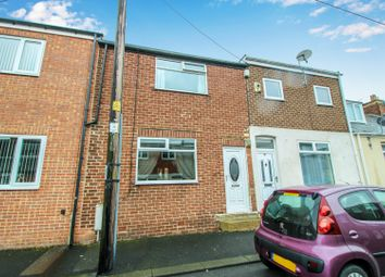 2 bed terraced house for sale in The Avenue, Houghton Le Spring, Tyne And Wear DH5