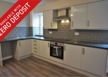 Thumbnail 1 bed flat to rent in High Street, Heckmondwike