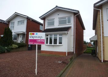 Thumbnail 3 bed property to rent in Sheraton Drive, Kidderminster