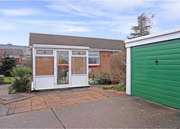 Thumbnail 2 bed detached bungalow for sale in Wallis Road, Mansfield
