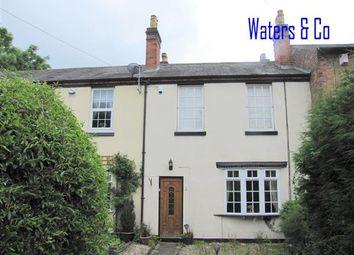 Thumbnail 3 bed terraced house for sale in Birmingham Road, Water Orton, Birmingham