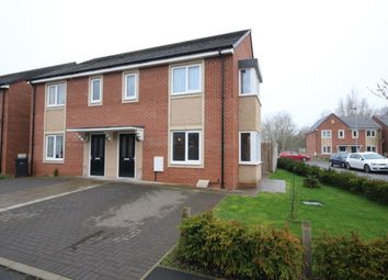 Thumbnail 3 bed semi-detached house for sale in Lockside Road, Ashton-On-Ribble, Preston