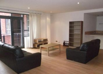 Thumbnail 2 bed flat to rent in Parkgate, Upper College Street, City Centre