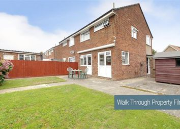 Thumbnail 3 bed semi-detached house for sale in Anglesey Avenue, Hailsham
