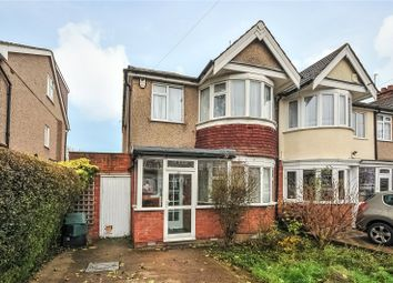Thumbnail 3 bed end terrace house for sale in Ravenswood Crescent, Harrow, Middlesex