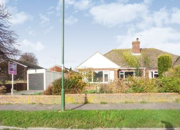 Thumbnail 2 bed semi-detached bungalow for sale in Orchard Road, East Preston