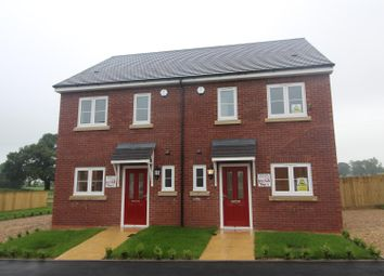 Thumbnail 2 bed semi-detached house for sale in 2 Garside Close, Hengoed, Oswestry