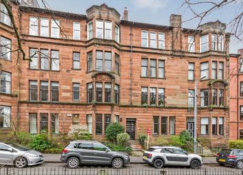 Thumbnail 4 bed flat for sale in Lauderdale Gardens, Dowanhill, Glasgow